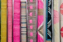 RUGS + SKINS / Beautiful kilims, berber rugs, contemporary pieces and hides