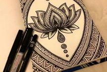 Mandala Art / Drawings of mandalas