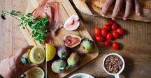 Comidinhas / Receitas simples e gostosas feitas em cozinhas cheias de charme.