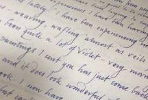 Art of the Letter
