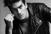 Model portfolio - men / Types of looks I would like to achieve in my Men model portfolio.