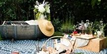 PicNic Garden Country Party & Baptism Ideas