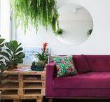 Detalhes que inspiram / Uma casa onde os acessórios de decoração fizeram toda a diferença.