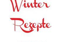 Vegane Rezepte : Winter