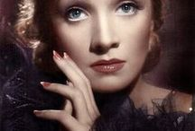 My MARLENE   12/27/1901-5/6/1992 / Actress. Cause of death: Renal failure. / by bob spear