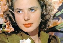 MY INGRID B.  8/29/1915-8/29/1982 / Actress. Cause of death:  Breast cancer. / by Bruce Davis