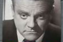 "MY CAGNEY, J.  7/17/1899-3/30/1986 / My favorite actor and the greatest ""gangster"" of all time; a wonderful dancer(hoofer) also. Cause of death: Heart attack. / by Bruce Davis"