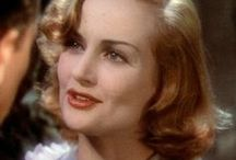 MY CAROLE L.  10/6/1908-1/16/1942 / aka Jane Alice Peters.  Actress.  Cause of death: Plane crash. / by bob spear