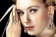 "MY DEBORAH K.  9/30/1921-10/16/2007 / aka Deborah Jane Kerr-Trimmer.  Famous for ""From Here To Eternity"". Cause of death: Parkinsons disease. / by bob spear"