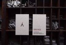 Letterpress Commissions by The Smallprint Co. / You've got an idea and we've got the vintage presses.   We'll create beautiful, timeless prints for you to enjoy for many years to come, business cards to impress your clients or party stationery for that very special occasion.