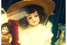 Doll Collection / All of our antique dolls have been generously given to the Wenham Museum by donators who believe in the preservation of these treasured, historical dolls.