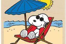 Snoopy / by Liesbeth van Woudenberg