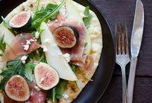 Recipes - Plums, figs, grapes, rhubarb ..