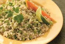 Vegetarian Fare / Did you know rice is the perfect complement to Vegetarian, Vegan, and Meatless dishes?