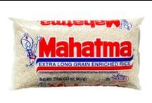 Mahatma Rice Products / A comprehensive list of Mahatma Rice products and flavors.