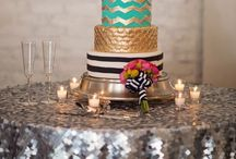 Wedding: Cake Inspiration / Wedding cake possibiities / by Ashley Burke