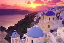 Santorini - The Dream Island / by Magdalena Dimitrova