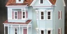 Dolls House Research Seaside Manor, the Exmouth, Streets Ahead / Inspiration for a pink dolls house by the seaside
