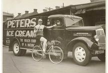 Ice Cream Then and Now / Explore more vintage photos on The Flickr Commons: https://www.flickr.com/commons