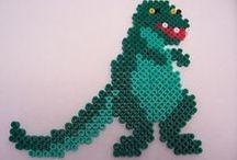 HAMA - Drakar / Dinosaur
