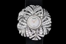 Opulent Watches / Watches of incredible design and luxury! / by Jennifer Martinbianco