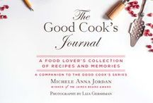 The Good Cook's Books / New editions, fully revised and with full color photography of my Good Cook's Books series, originally released in 1992, 1993, 1994, 1995, and 1999 are out this year from Skyhorse Publishing.