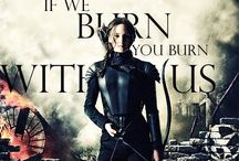 The Hunger Games. / Just, love the Hunger Games! I couldn't help but make a  profile of The Hunger Games! ❤️❤️❤️❤️