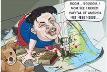 Indian Political Cartoons / Indian Political Cartoons