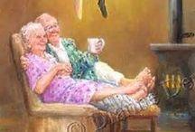 BILDER - Äldre människor
