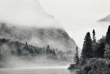 Black & White Landscape Prints / Black & White Landscape Photography
