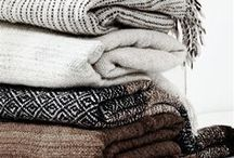 Rugs / Rugs and carpets to warm our toes! Handmade by artisans