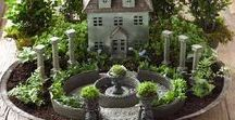 Dolls House Inspirations: Greenery
