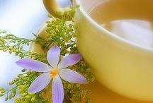 "Tea Time / ""Tea is instant wisdom - just add water!""  ~ Astrid Alauda"