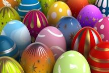 Easter (knutselen) / by Martha Pieper-Zweers