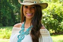Country Girl meets Fashion  / by Joelle Stiles