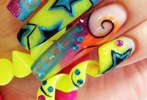 Nails and Toes...Pretty Those / by Audra Marie