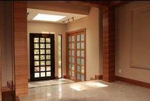 Amberwood Interior Doors / Beautify your home with these gorgeous Amberwood interior doors!