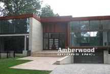 Beautiful Architecture / Amberwood Doors Inc. has a huge appreciation for outstanding architecture!