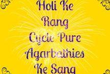 Rango Ki Holi / Share your joy of Holi with us & win exciting prizes!!