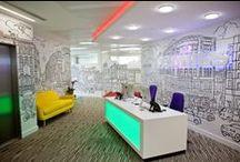 Reception furniture / Reception desks Waiting areas, meet and greet