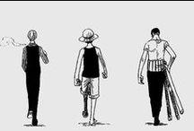 One Piece! / Love... Inspire. Anime. Manga. One Piece
