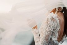 w. / Wedding inspo. White. Lace. Elegance. Dream. Simplicity