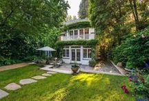 CELEBRITY HOMES / Take a peek at the lifestyle of the rich and famous, as they trade property.
