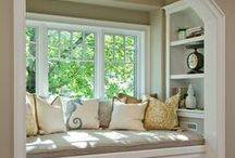 Home Is Where the Heart Is / Home decor inspiration