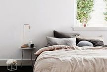 BEDROOM / Design and style tips for creating a bedroom that's truly a relaxing retreat.
