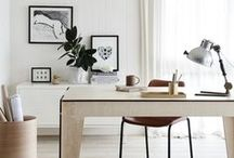 DESK SPACE / Working from home? Studying for an exam? Here's how to create the perfect work space in your home.