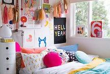 KIDS SPACE / Children's and kids' room ideas, designs & inspiration
