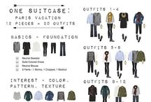 Capsule Wardrobe / Minimalist
