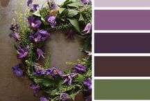Colour Palettes / Colour palettes for home decor ideas