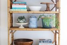 Shelfie / The best looking shelves out there!  Use these for inspiration for your own home.